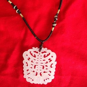Jewelry - Exotic pendant necklace